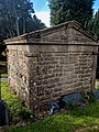 Mausoleum 75 Metres North East Of Chapel At Mansfield Cemetery, Nottingham Road, Mansfield, Notts (4).jpg