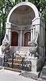 Mausoleum of Three Writers-Powązki Jewish Cemetery in Warsaw.jpg