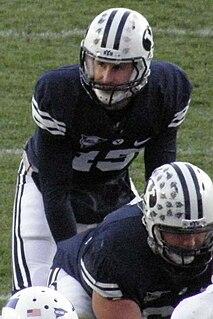 Max Hall American football quarterback