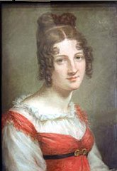 Portrait de Madame Élise Voïart