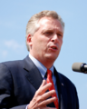 Former Democratic National Committee Chair Terry McAuliffe