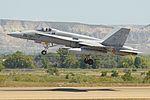 McDonnell Douglas EF-18AM Hornet 'C.15-47 - 15-31' (31385260291).jpg