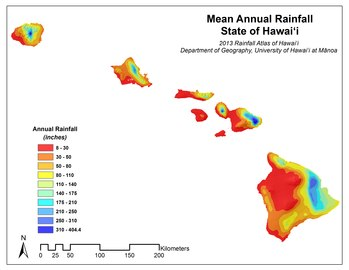 Climate Of Hawaii Wikipedia