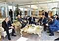 Meeting between leaders in Istanbul, Turkey.jpg