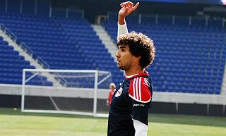 Mehdi Ballouchy Moroccan footballer