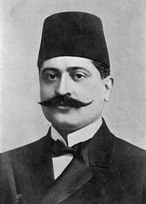 Talaat Pasha - Image: Mehmed Talat Pasha