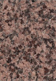Granit Bestandteile alkalifeldspatgranit