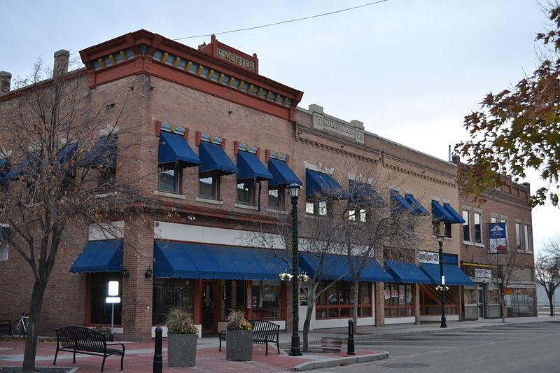File:Meister and Hardiman Buildings (Nampa, Idaho).jpg