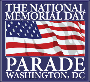National Memorial Day Parade Logo