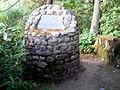 Memorial at Millbuies - geograph.org.uk - 1346438.jpg
