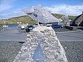 Memorial at Voe - geograph.org.uk - 973007.jpg