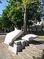Memorial of the 1956 Hungarian Revolution by Tamás Gaál, 2018 Paks.jpg