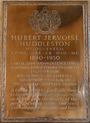 Hubert Huddleston