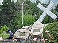 Men with Crucifix Monument - Karlovo - Bulgaria (28432479927).jpg