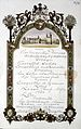 Menu for Queen Victoria's dinner at Balmoral Castle, 1897. Wellcome L0024506.jpg