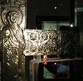 Messina, cattedrale, tesoro, croce astile del XIII sec. (perrone da malamorte forse) 08.JPG