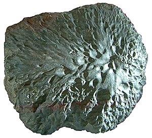 Westrich Plateau - Der Krähenberg-Meteorit