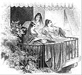 Mexican balcony with women smoking 1855.jpg