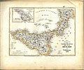 Meyer's Zeitungsatlas 022 – Das Königreich beider Sicilien, Südliche Hälfte.jpg