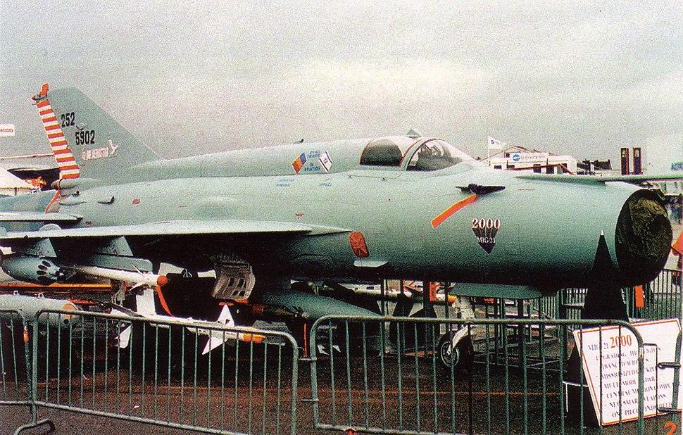 MiG-21-2000 NTW 7 8 93