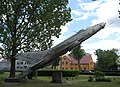 MiG-21F, Szprotawa, Poland - panoramio.jpg
