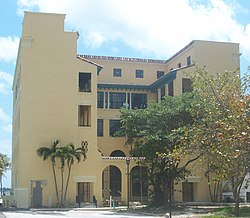 Miami FL Womans Club library01.jpg