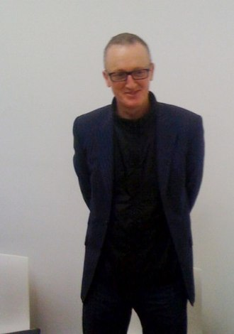 Michael Landy - Landy at South London Gallery in 2010