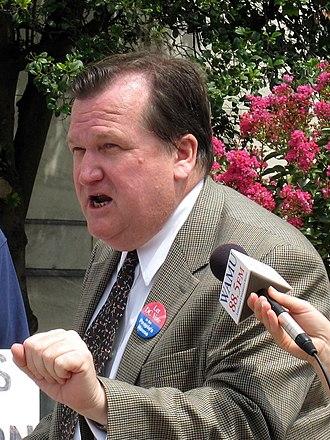 Shadow congressperson - Image: Michael D. Brown (DC shadow senator)