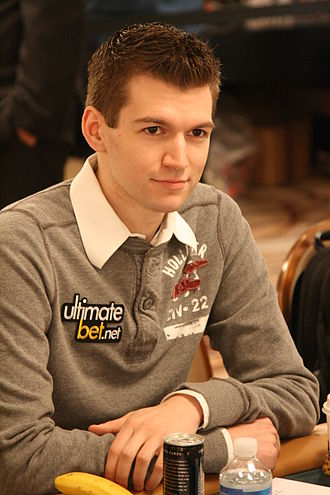 Michael DeMichele - Michael DeMichele at the 2008 World Series of Poker