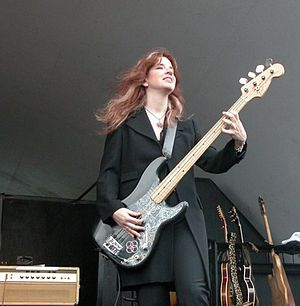 The Runaways - Micki Steele in 2003