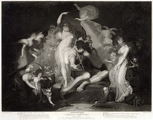 Midsummer Night's Dream Henry Fuseli2 courtesy copy