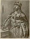Воображаемый портрет Яна Матейко, основанный на исторических источниках и изображенный на польской банкноте 10 злотых