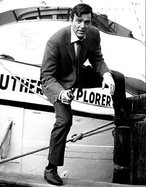 Mike Connors - Connors as Joe Mannix, 1968