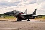 Mikoyan MiG-29SMT Fulcrum RF-92935 23 red.jpg