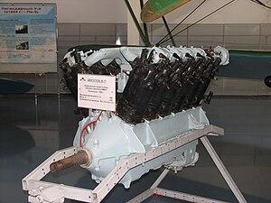 М 17 двигатель Википедия