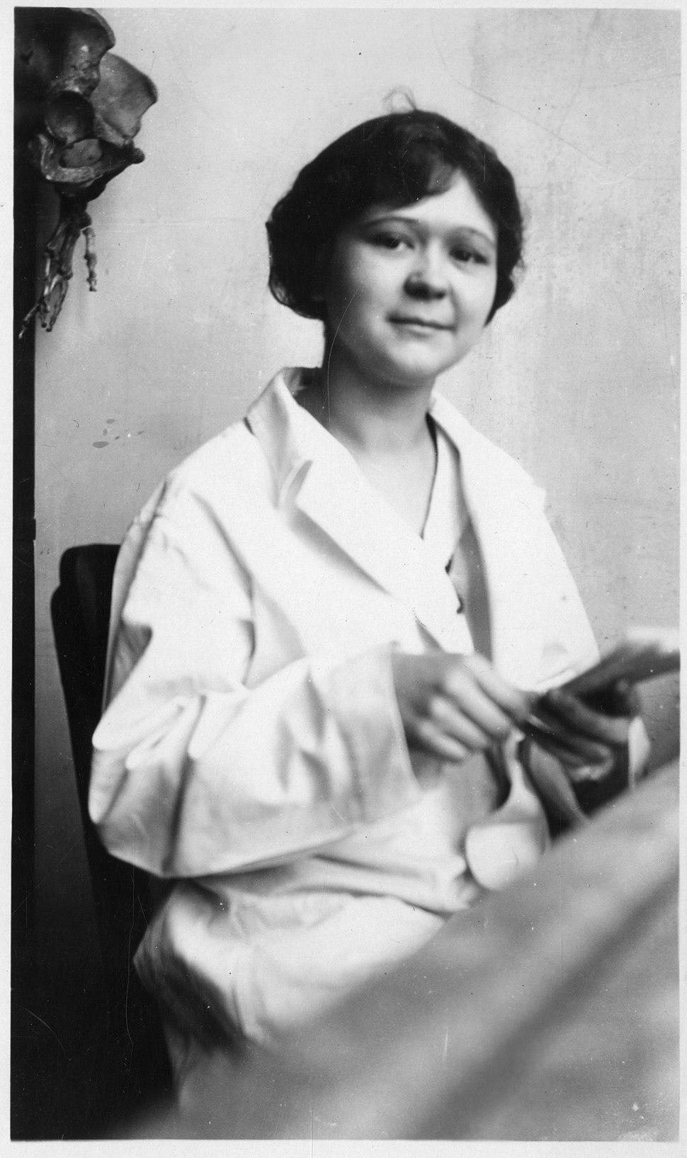 Mildred Trotter (1899-1991)
