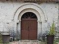 Milhac-de-Nontron Chantres chapelle portail.jpg