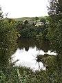 Mill Pond, Clough Lee, Marsden - geograph.org.uk - 70281.jpg
