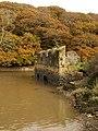 Mill ruins, Blaxton Creek - geograph.org.uk - 1044167.jpg