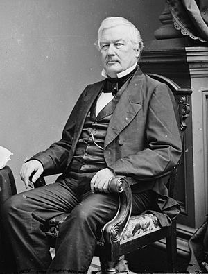 Inauguration of Millard Fillmore - Image: Millard Fillmore