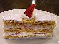 מהו שמו הנוסף של עוגת נפוליאון ?