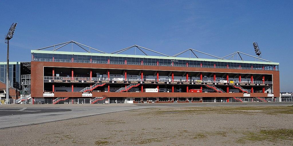 FC St. Pauli | Millerntor-Stadion (Hamburg-St. Pauli).Gegengerade.2.ajb
