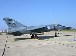 Mirage F.1CG 131 preserved Aktion, Greece.jpg
