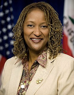 Holly Mitchell American politician