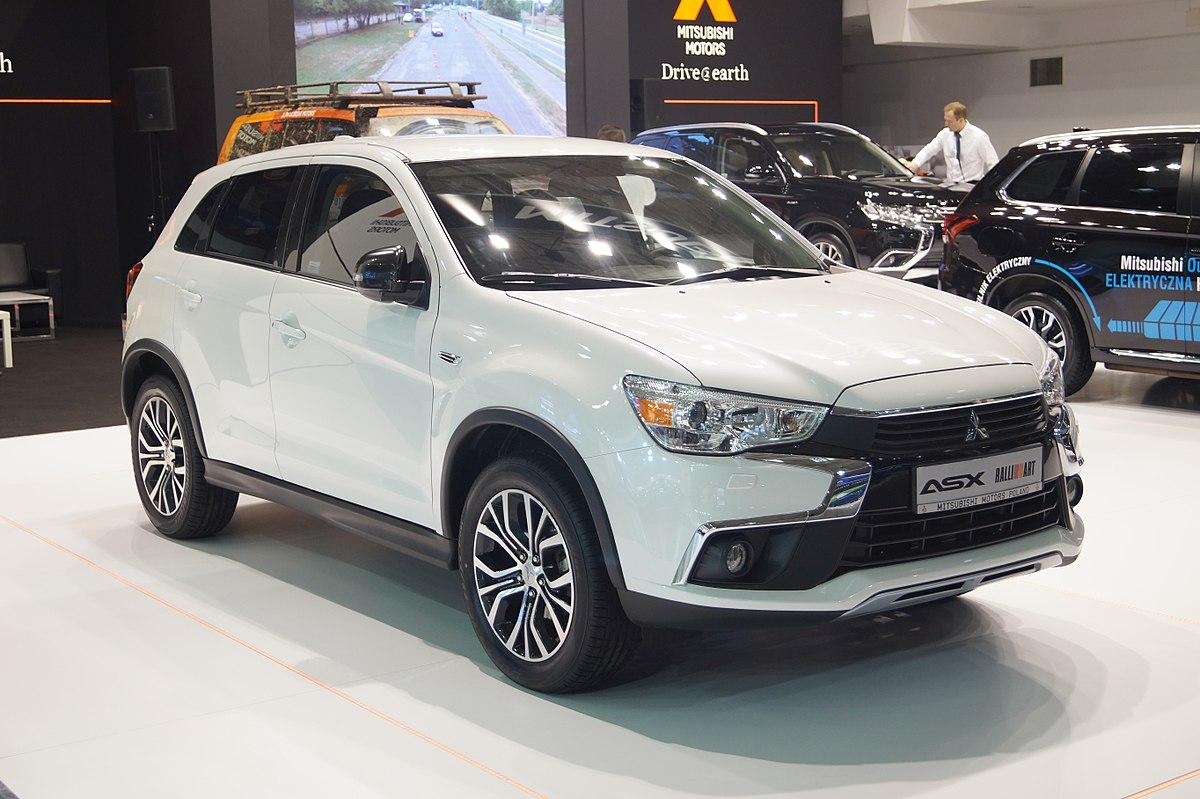 Mitsubishi RVR - Wikipedia