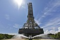 Mobile Launcher and CT-2 for SLS rolls out to LP-39B.jpg