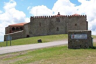 Calera de León - The Tentudía Monastery