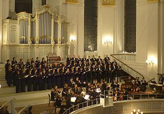 Monteverdi-Chor Hamburg