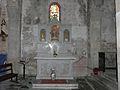 Montpeyroux (63) église autel NO.JPG