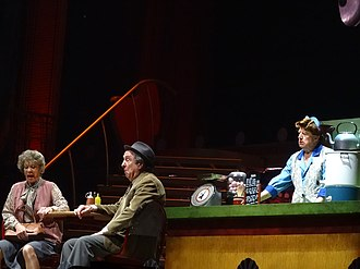 Spam (Monty Python) - Spam sketch at Monty Python Live (Mostly) in 2014